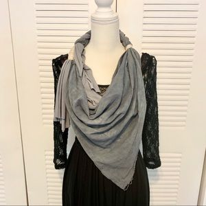 Accessories - Artisan Layered Boho Braided Scarf Necklace